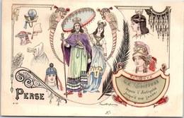 ILLUSTRATEUR - P DUFRESNE - La Coiffure - PERSE - Andere Illustrators