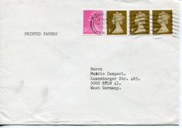 Regno Unito (1983) - Busta Per La Germania - 1952-.... (Elisabetta II)