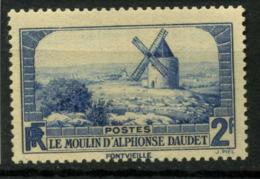 FRANCE   Moulin D'Alphonse Daudet    N° Y&T  311  ** - France
