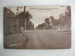 BRUNOY - La Croix De Villeroy - Brunoy