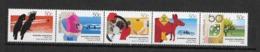 Australie N°2201 à 2205** - 2000-09 Elizabeth II