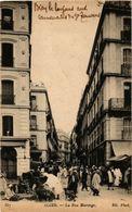 CPA Algérie-Alger-La Rue Marengo (238021) - Autres Villes