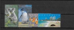 Australie N°2218 à 2221** - 2000-09 Elizabeth II