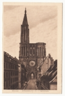 German Empire - Elsass - Strassburg (Strasbourg) - Das Münster (La Cathédrale) ~ 1918 - Kirchen U. Kathedralen
