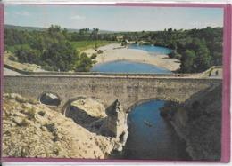 34.- SAINT-GUILHEM LE DESERT  Le Pont Du Diable - Frankreich