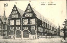60871341 Kortrijk West-Vlaanderen Courtral Grand`Halles /  / - Otros