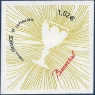 0940  St Valentin  - Coeur Baccarat  - 50 Gr Neuf  ** PRO 2014 + - Adhésifs (autocollants)