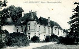 N°76560 -cpa Germigny L'Exempt - - Autres Communes