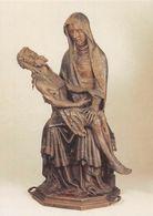 Telgter Gnadenbild Um 1370 Statue Sculpture Postcard - Autres