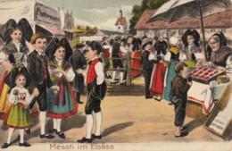 CPA - Messti Im Elsass ( Carte Gaufrée ) - Altri