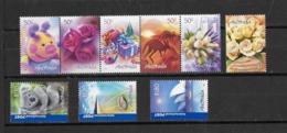 Australie N°2311 à 2319** - 2000-09 Elizabeth II