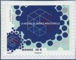1069  La Nouvelle France Industrielle   Neuf  **  2014  PRO + - Adhésifs (autocollants)
