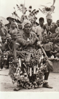 Carte Postale Congo Mweka Notable - Congo - Kinshasa (ex Zaire)