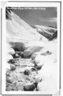 73 SAVOIE Tarentaise L'Hiver à  VAL D'ISERE Les Gorges De La Route De Tignes - Val D'Isere