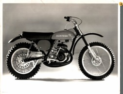 Montesa Cappra 250 VR +-24cm X 18cm  Moto MOTOCROSS MOTORCYCLE Douglas J Jackson Archive Of Motorcycles - Andere