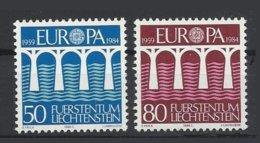 Liechtenstein Europa 1984 ** - Europa-CEPT