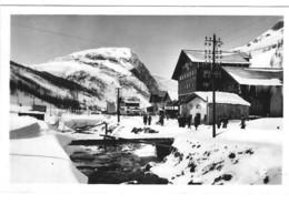73 SAVOIE  Tarentaise VAL D'ISERE Les Hôtels Et L'Isère Sous La Neige - Val D'Isere