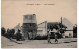 Bois D'Arcy - Le Puits Communal - Rue Carrefour - Café Vins THOMAS - Belle Animation - Bois D'Arcy