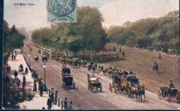 POSTAL LONDRES - ROTTEN ROW -  Promenade Horse Carriage Rides Esplanade London - Otros