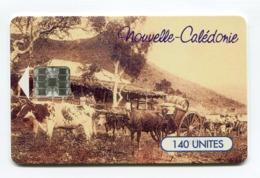 Telecarte °_ N-Calédonie-50-Ferme Des Colons-140 U-06.97- R/V 9661 - Neukaledonien