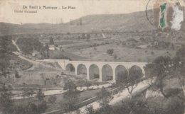 CPA 84 SAULT A MONIEUX  LE PLAN - France