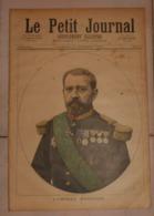 Le Petit Journal. 1er Octobre 1892. L'Amiral Rieunier. La Grève Des Mineurs. - Boeken, Tijdschriften, Stripverhalen