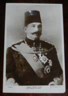 EGYPTE Abbas Pasha Hilmi The Khedive Of Egypt Non Circulée - Personnes