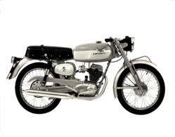 Corsaro 125 +-24cm X 18cm  Moto MOTOCROSS MOTORCYCLE Douglas J Jackson Archive Of Motorcycles - Fotos