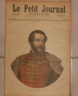 Le Petit Journal. 8 Octobre 1892. Kossuth. La Bataille De Fleurus. - Boeken, Tijdschriften, Stripverhalen