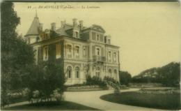CPA - LA LOUISIANE - DEAUVILLE ( CALVADOS ) 1900s (BG5729) - Deauville