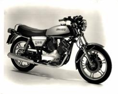 Morini 500 +-24cm X 18cm  Moto MOTOCROSS MOTORCYCLE Douglas J Jackson Archive Of Motorcycles - Fotos