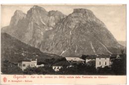 BELLUNO-AGORDO PALE DI SAN LUCANO - Belluno