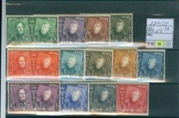 221-233 X COB 70€ - Belgium