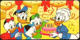 3603 - Disney Family - Nestle - Donald Duck - Disneyworld