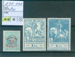 237-239 Xx COB 20€ - Belgium