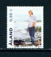 ALAND  -  2005 Bjorn Borg 55c Used As Scan - Aland