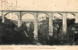 Viaduc Et Chateau De CULHAN - Non Classés
