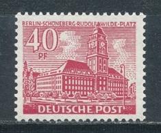 Berlin 52 ** Mi. 22,- - [5] Berlino