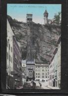 AK 0361  Salzburg - Elektr. Aufzug A. D. Mönchsberg / Verlag Huttegger Um 1911 - Salzburg Stadt