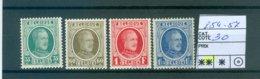 254-257 Xx COB 30€ - Belgium
