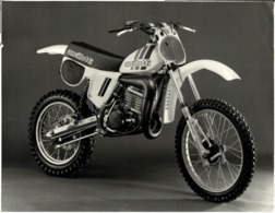 Ancillotti +-24cm X 18cm  Moto MOTOCROSS MOTORCYCLE Douglas J Jackson Archive Of Motorcycles - Photographs