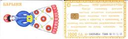 Phonecard   Russia. Kirov  1000 Units  01.11.03  Quantity;1000 Pcs - Russland