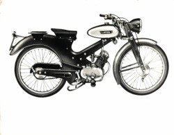 Laverda +-24cm X 18cm  Moto MOTOCROSS MOTORCYCLE Douglas J Jackson Archive Of Motorcycles - Photographs