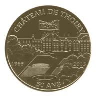 Monnaie De Paris , 2015 , Thoiry , Château , 50 Ans - Monnaie De Paris