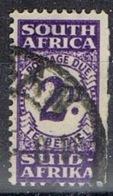 DO 15262 ZUID AFRIKA  GESTEMPELD   YVERT NRS TAXE 29 ZIE SCAN - Postage Due