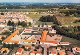 CENON - Vue Aérienne - Lycée Jean-Jaurès - France