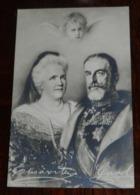 Royalty - M. S. Regele Carol I & Elisaveta, Roumanie Romania Roman, Non CIRCULEE - Roumanie