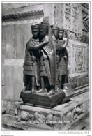 VENEZIA:  S. MARCO  -  GRUPPO  DEI  MORI  -  FOTO  -  FG - Quadri, Vetrate E Statue