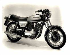 Morini 500 +-24cm X 18cm  Moto MOTOCROSS MOTORCYCLE Douglas J Jackson Archive Of Motorcycles - Photographs