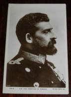 Royalty -h.m. King Ferdinand Of Rumania, Roumanie Romania Roman, Non CIRCULEE - Rumania